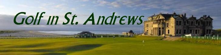 Golf in St. Andrews